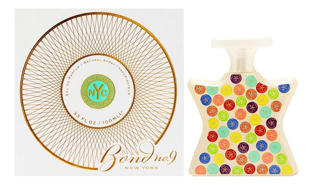 Купить Eau de New York: парфюмерная вода 100мл, Bond No 9
