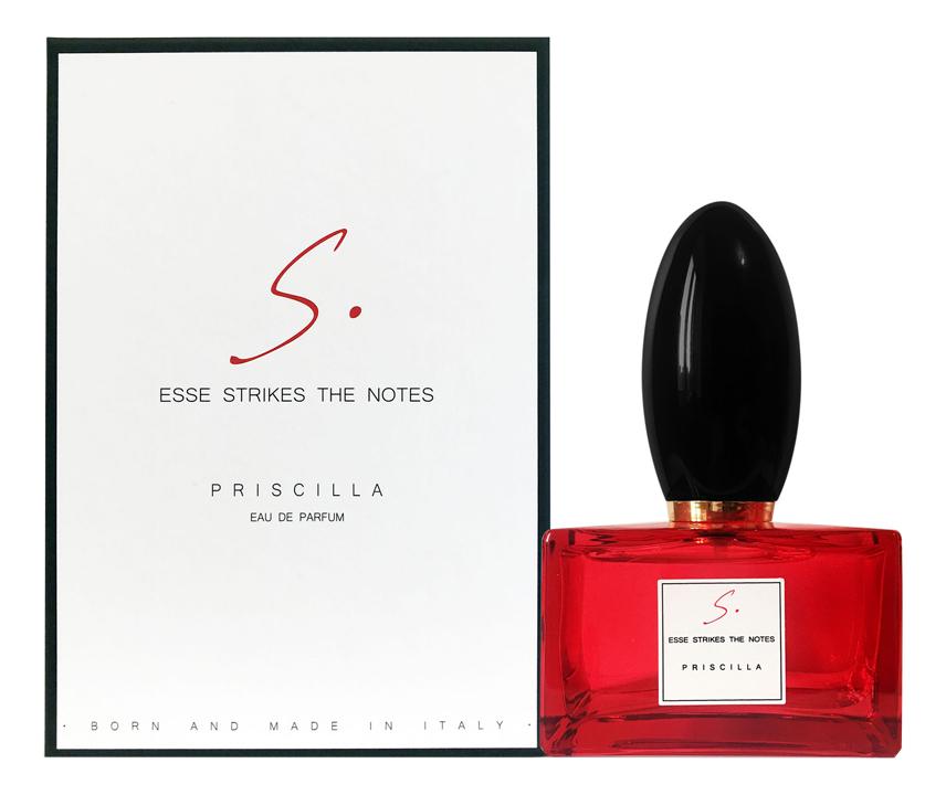 Esse Strikes The Notes Priscilla: парфюмерная вода 100мл сумка esse esse mp002xw1hebf
