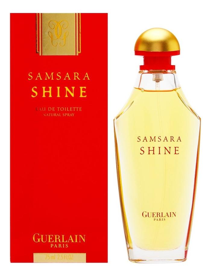 Guerlain Samsara Shine: туалетная вода 75мл фото