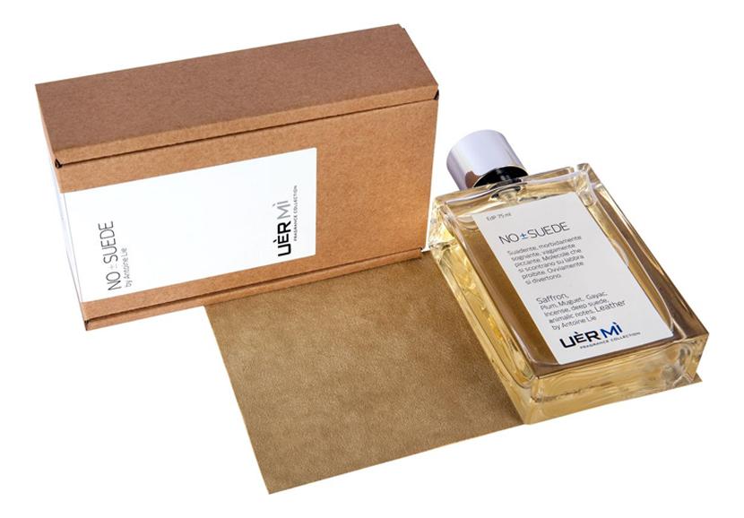 Купить NO ± Suede: парфюмерная вода 75мл, UER MI