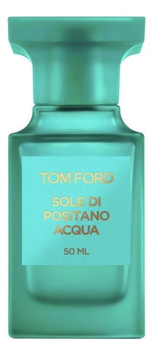 Фото - Sole Di Positano Acqua: туалетная вода 100мл tom ford costa azzurra acqua туалетная вода 100мл тестер