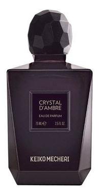 Купить Crystal D'Ambre: парфюмерная вода 2мл, Keiko Mecheri