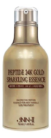 Эссенция для лица с золотом JNN-II Peptide 24K Gold Sparkling Essence 50мл