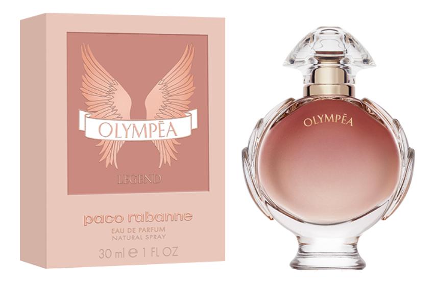 Paco Rabanne Olympea Legend: парфюмерная вода 30мл paco rabanne olympea aqua дымка для волос 30мл