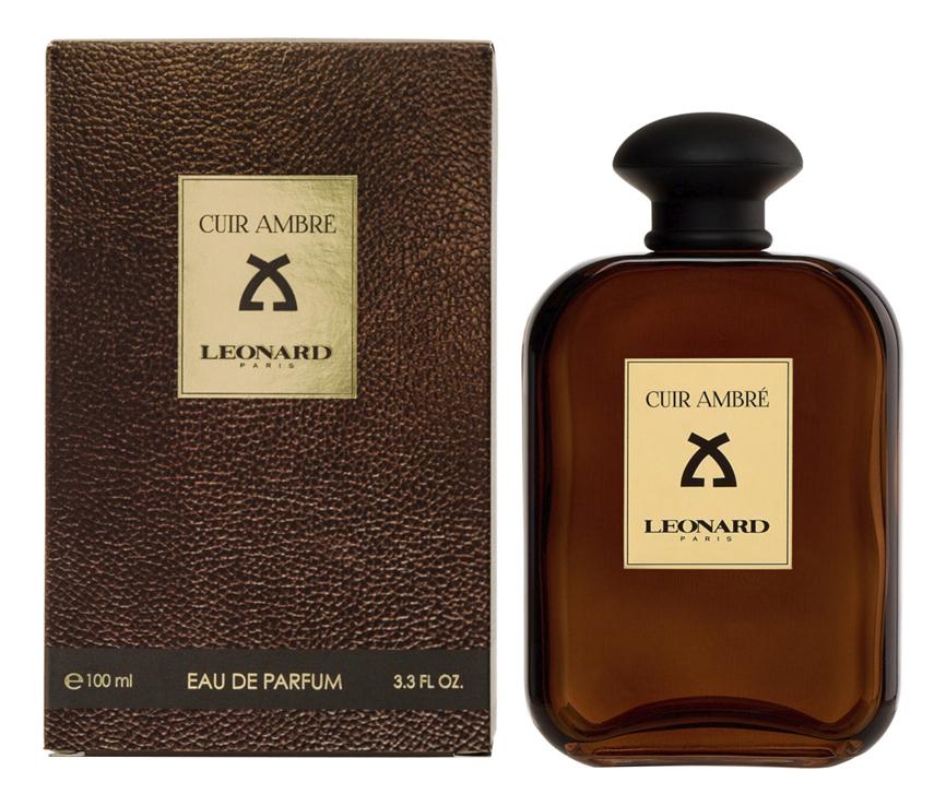 Купить Cuir Ambre: парфюмерная вода 100мл, Leonard