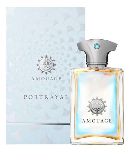 Купить Portrayal Man: парфюмерная вода 50мл, Amouage