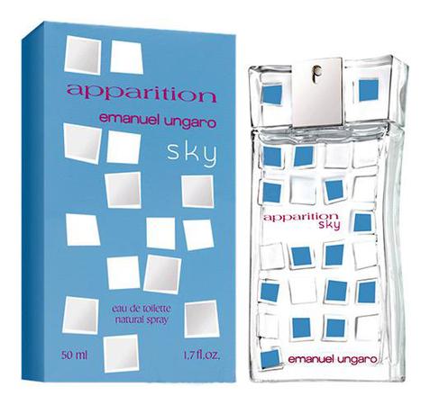 Купить Apparition Sky: туалетная вода 50мл, Emanuel Ungaro