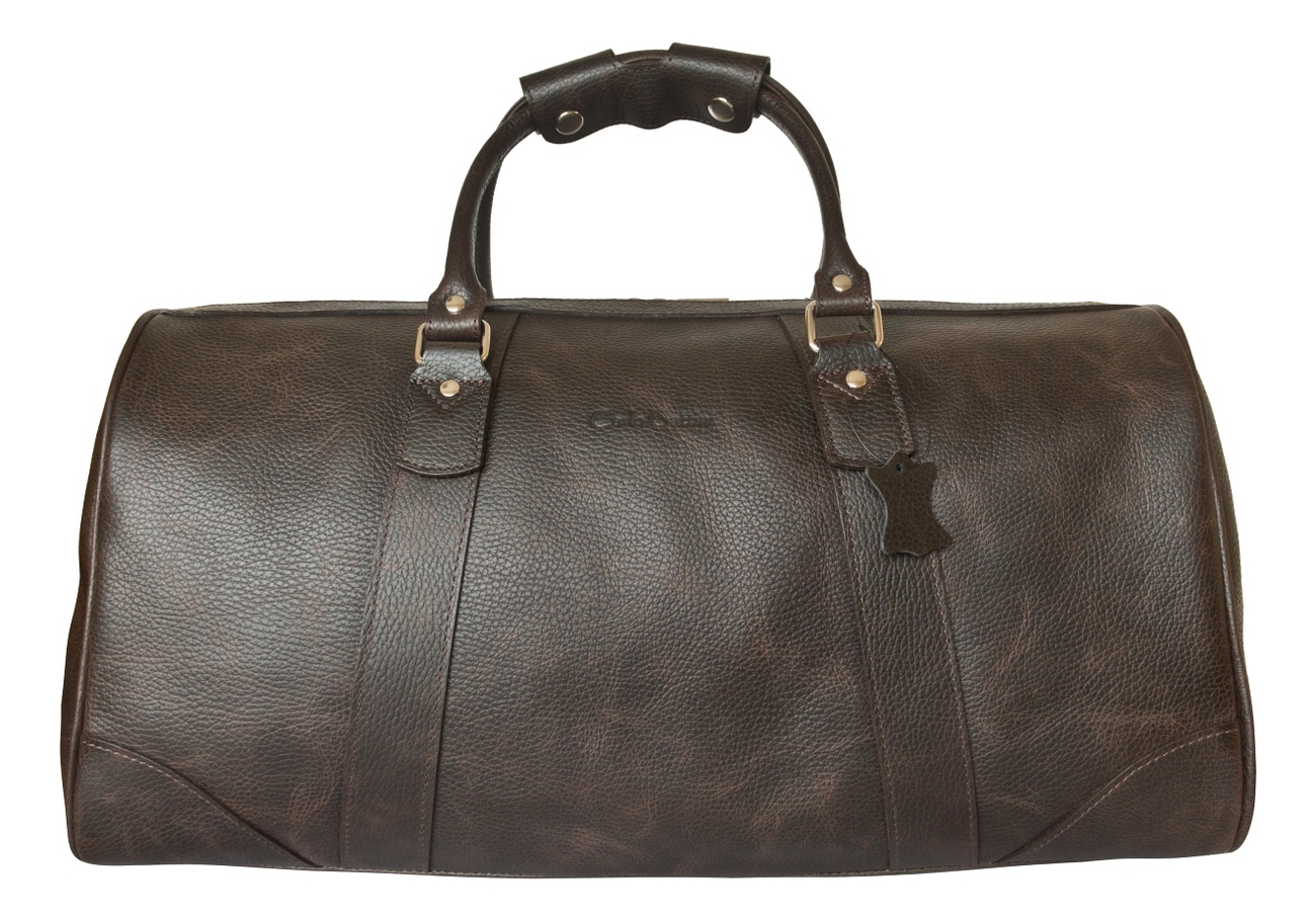 Дорожная сумка Gallinaro Brown 4026-04 дорожная сумка ardenno brown 4013 04