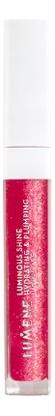 Купить Увлажняющий блеск для губ придающий объем и сияние Luminous Shine Hydrating & Plumping Lip Gloss 5мл: No 5, Увлажняющий блеск для губ придающий объем и сияние Luminous Shine Hydrating & Plumping Lip Gloss 5мл, Lumene