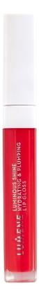 Купить Увлажняющий блеск для губ придающий объем и сияние Luminous Shine Hydrating & Plumping Lip Gloss 5мл: No 8, Увлажняющий блеск для губ придающий объем и сияние Luminous Shine Hydrating & Plumping Lip Gloss 5мл, Lumene