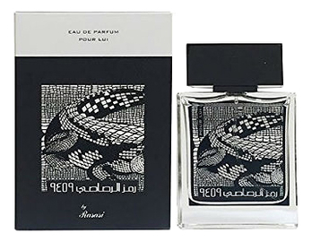 Rasasi Rumz Al Rasasi 9459 Pour Lui: парфюмерная вода 50мл rasasi pearl