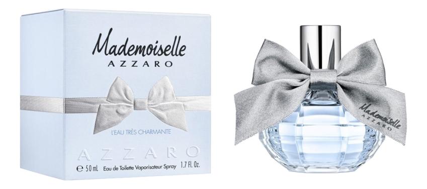 цена на Azzaro Mademoiselle Azzaro L'Eau Tres Charmante: туалетная вода 50мл