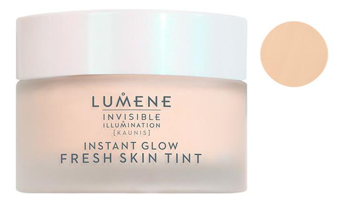 Фото - Увлажняющий крем для лица с тональным эффектом Invisible Illumination Instant Glow Fresh Skin Tint 30мл: Универсальный средний увлажняющий крем для лица skin hydrating booster 30мл