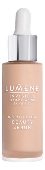 Ухаживающая сыворотка-флюид с тонирующим эффектом Invisible Illumination Instant Glow Beauty Serum 30мл: Универсальный светлый недорого