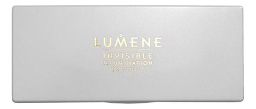 Палетка хайлайтеров и румян Invisible Illumination Nordic Glow Palette 6г lumene invisible illumination set