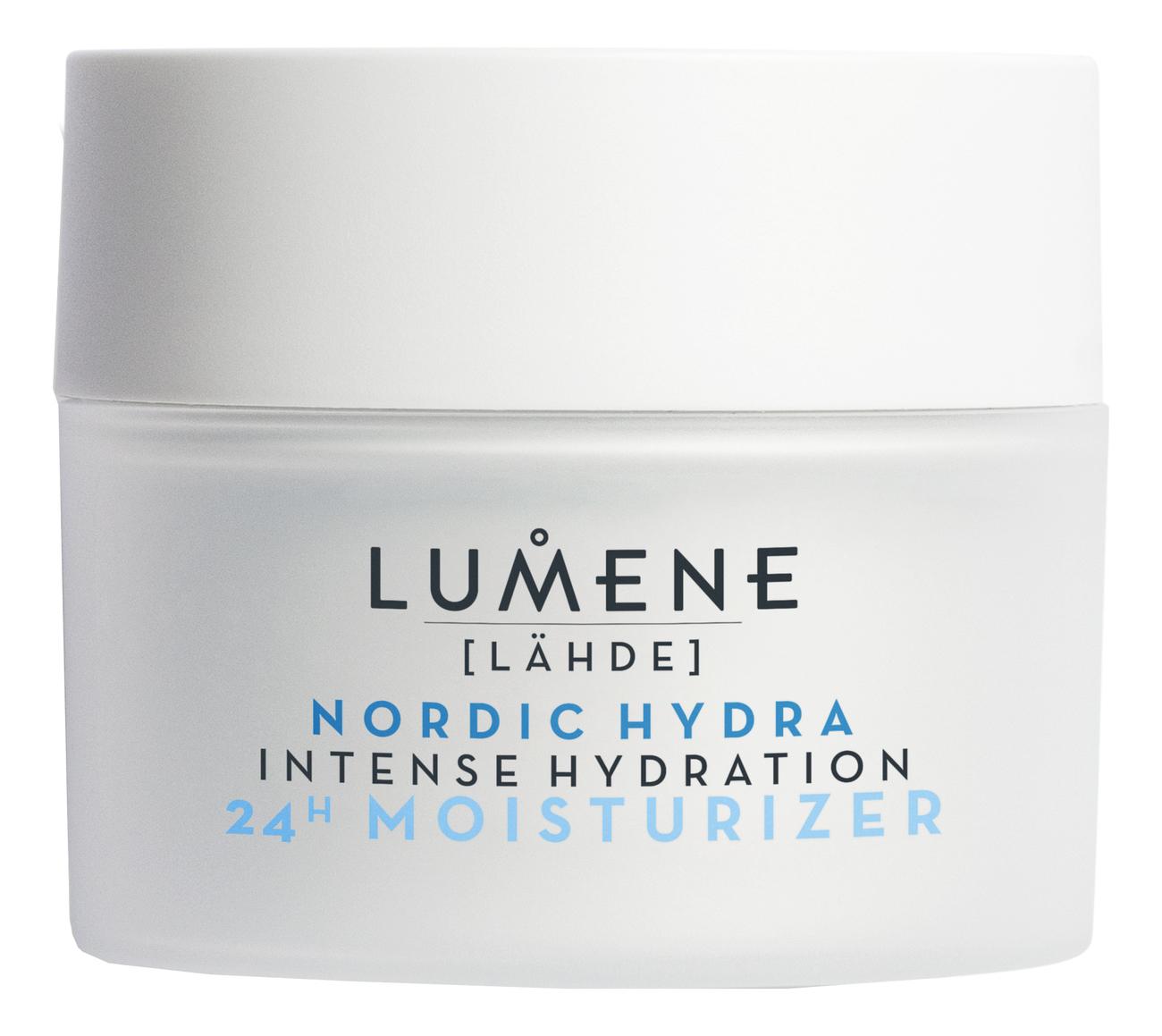 Интенсивный увлажняющий крем 24 часа Nordic Hydra Intense Hydration 24H Moisturizer: Крем 50мл