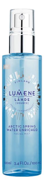 Купить Увлажняющая освежающая дымка для лица Nordic Hydra Arctic Spring Water Enriched: Дымка 100мл, Lumene