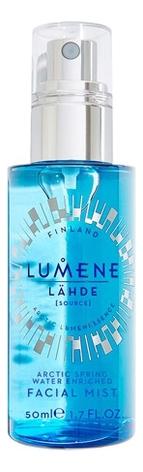 Увлажняющая освежающая дымка для лица Nordic Hydra Arctic Spring Water Enriched: Дымка 50мл фото