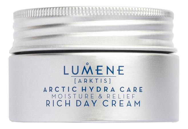 Увлажняющий и успокаивающий дневной крем Arctic Hydra Care Moisture  Relief Rich Day Cream 50мл