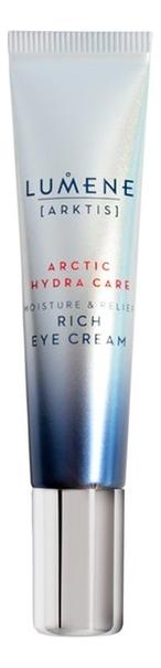 Купить Увлажняющий и успокаивающий крем для кожи вокруг глаз Arctic Hydra Care Moisture & Relief Rich Eye Cream 15мл, Увлажняющий и успокаивающий крем для кожи вокруг глаз Arctic Hydra Care Moisture & Relief Rich Eye Cream 15мл, Lumene