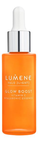 Придающая сияние гиалуроновая эссенция с витамином C Nordic-C Valo Glow Boost Essence 30мл: Эссенция 30мл набор lumene nordic c valo