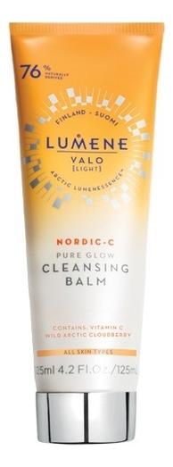 Фото - Очищающий бальзам с витамином C Nordic-C Pure Glow Cleansing Balm 125мл очищающий бальзам для лица hydro effect cleansing balm 100мл