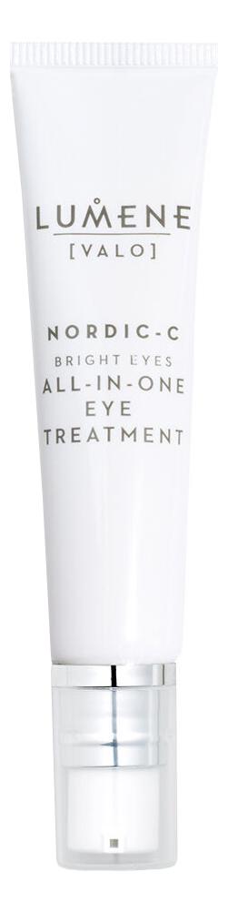 Крем для области вокруг глаз с витамином C Nordic-C Bright Eyes All-In-One Eye Treatment 15мл