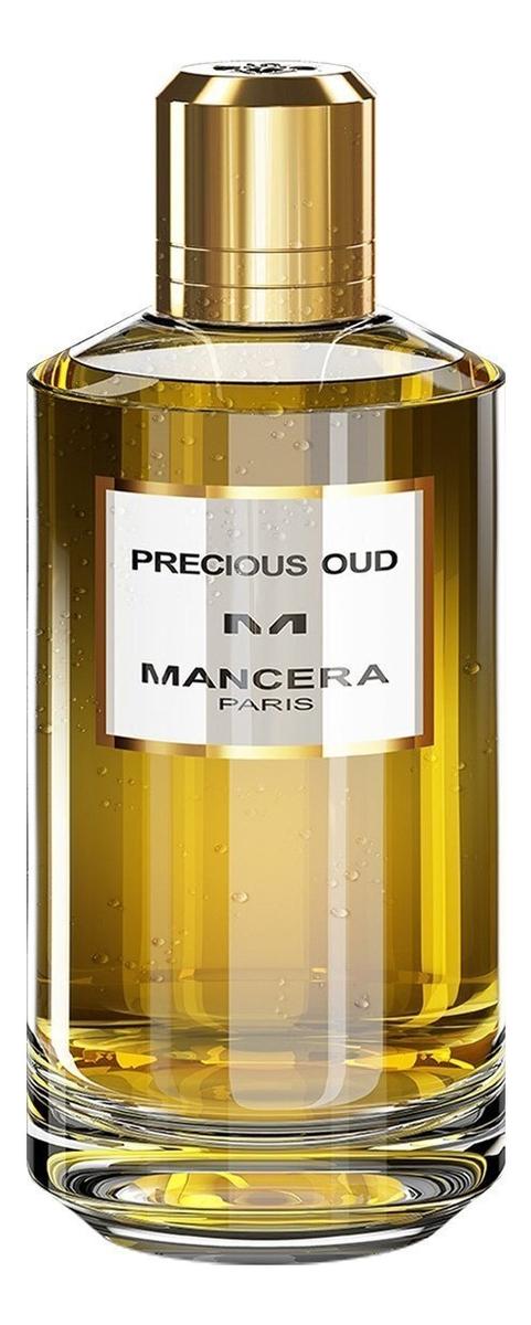 Precious Oud: парфюмерная вода 60мл mancera wild rose oud туалетные духи 8 мл