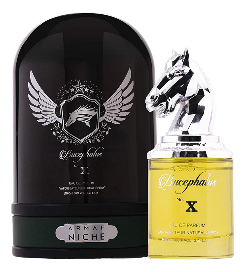 Купить Bucephalus No X: парфюмерная вода 100мл, Armaf