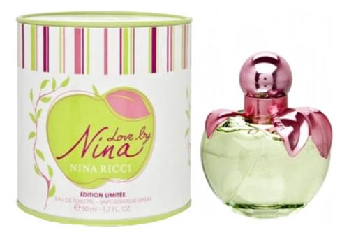 Купить Nina Ricci Love By Nina: туалетная вода 50мл