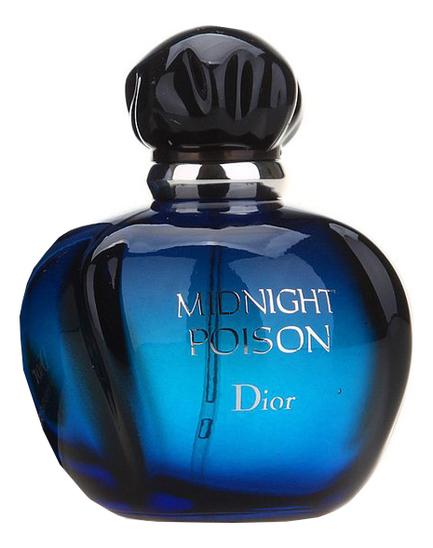 Poison Midnight: парфюмерная вода 50мл тестер недорого