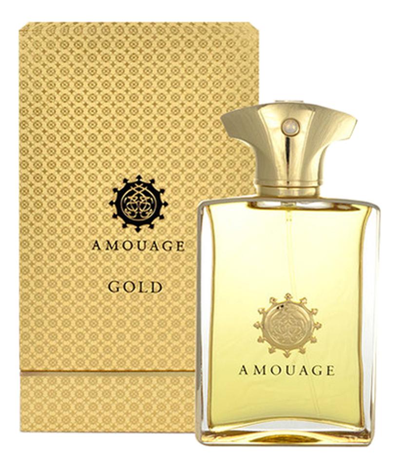 Amouage Gold For Men: парфюмерная вода 100мл