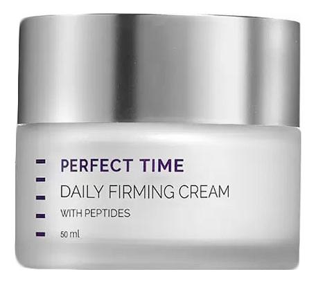 Укрепляющий и обновляющий дневной крем Perfect Time Daily Firming Cream: Крем 50мл holy land youthful крем