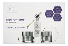 Holy Land Набор для лица Perfect Time (сыворотка Advanced Firm & Lift Serum 30мл + крем Daily Firming Cream 50мл + крем Deep Acting Night Cream 50мл)