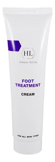 Смягчающий защитный крем для ног Foot Treatment Cream 100мл недорого