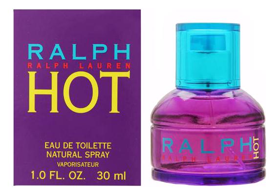 Ralph Hot: туалетная вода 30мл ralph туалетная вода 50мл