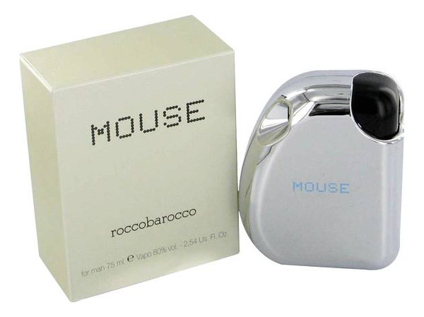 Roccobarocco Mouse For Men: туалетная вода 75мл