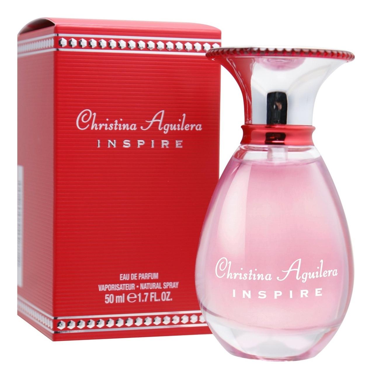 Christina Aguilera Inspire: парфюмерная вода 50мл цена 2017