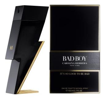 Купить Bad Boy: туалетная вода 100мл, Carolina Herrera