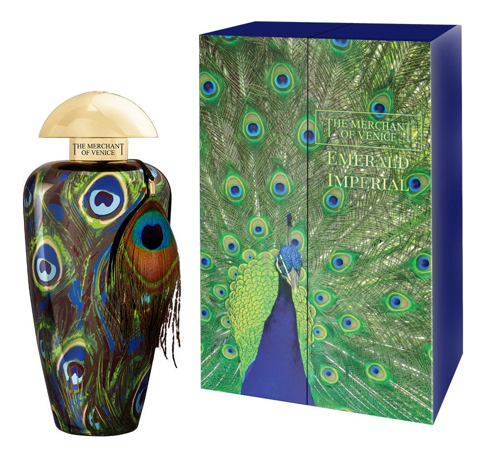 Imperial Emerald: парфюмерная вода 100мл недорого
