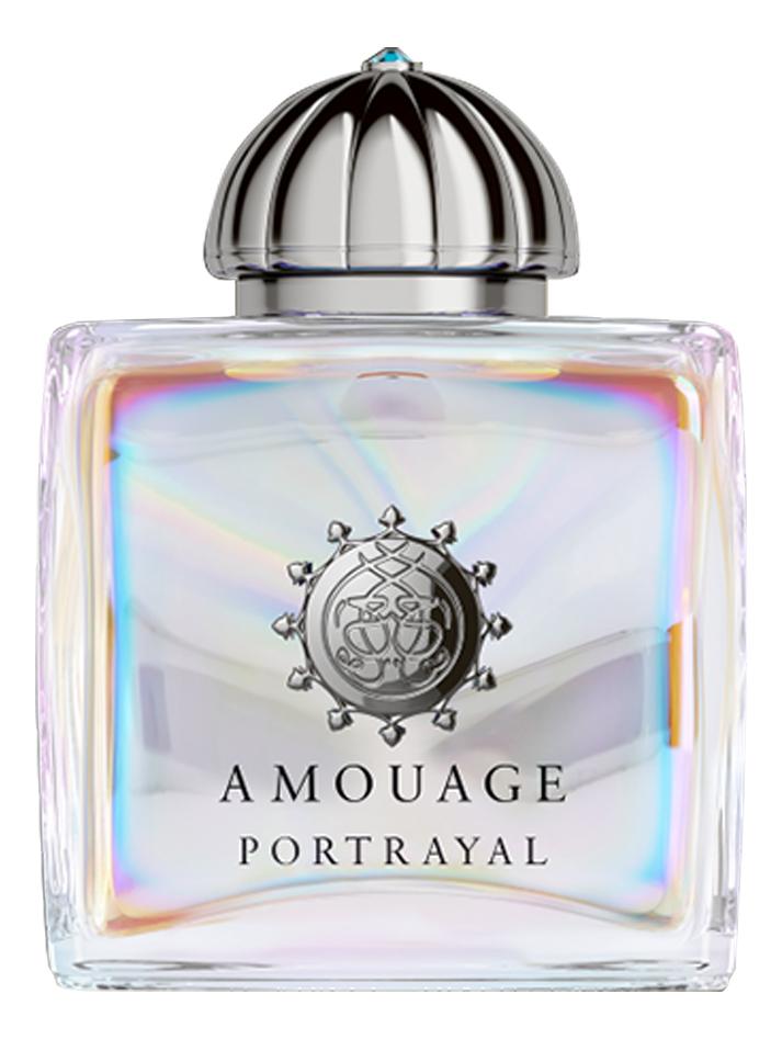 Amouage Portrayal Woman: парфюмерная вода 100мл тестер amouage portrayal woman парфюмерная вода 2мл