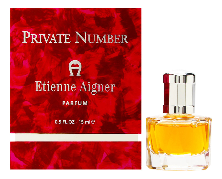 Etienne Aigner Private Number: духи 15мл