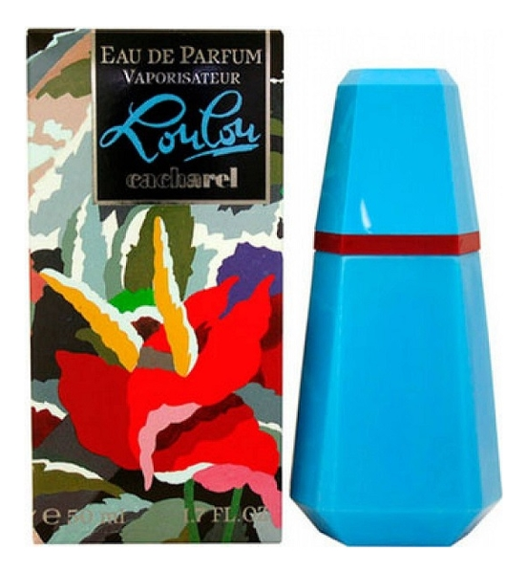 Lou Lou: парфюмерная вода 50мл lou lou blue винтаж туалетная вода 100мл