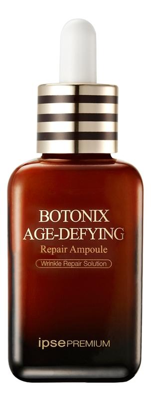 Антивозрастная восстанавливающая сыворотка для лица Premium Botonix Age-Defying Repair Ampoule 60мл ipse page 1