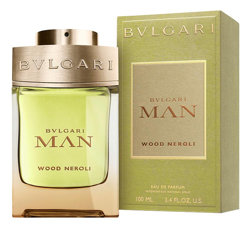 Bvlgari Man Wood Neroli: парфюмерная вода 100мл фото