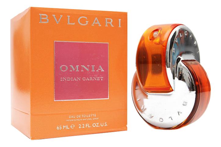 Bvlgari Omnia Indian Garnet: туалетная вода 65мл