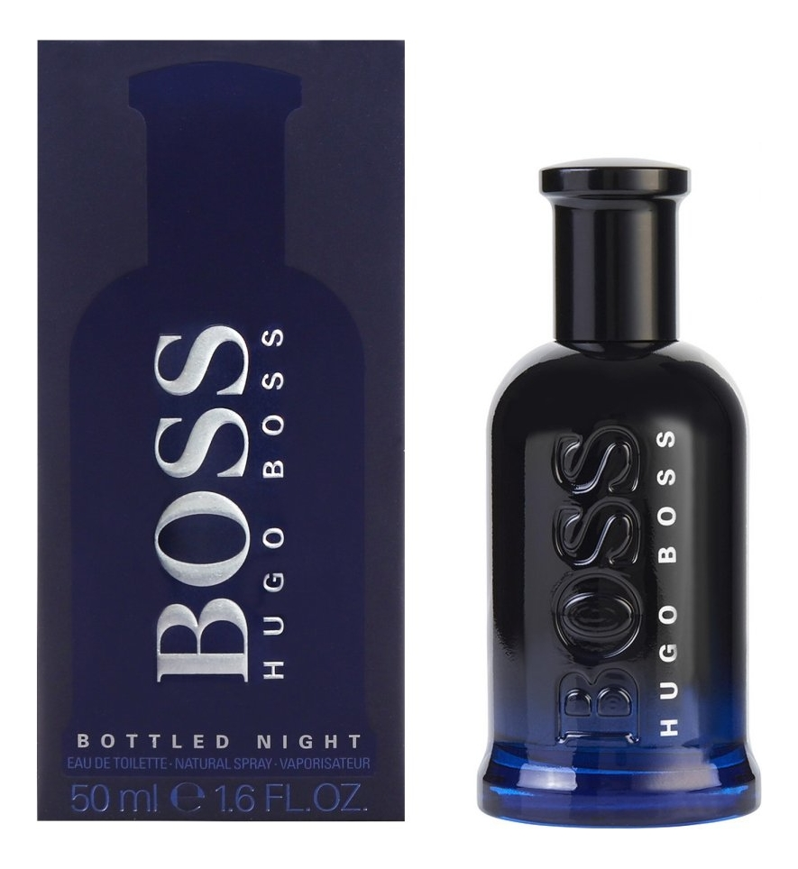 Купить Boss Bottled Night: туалетная вода 50мл, Hugo Boss