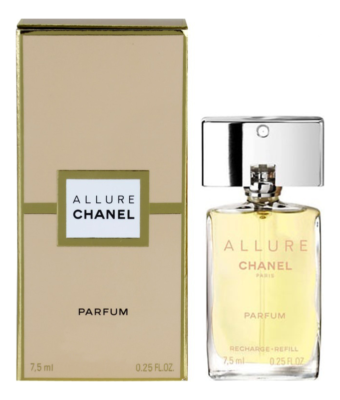 Chanel Allure: духи 7,5мл запаска