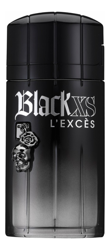 Paco Rabanne XS Black L'Exces for Him: туалетная вода 50мл тестер недорого