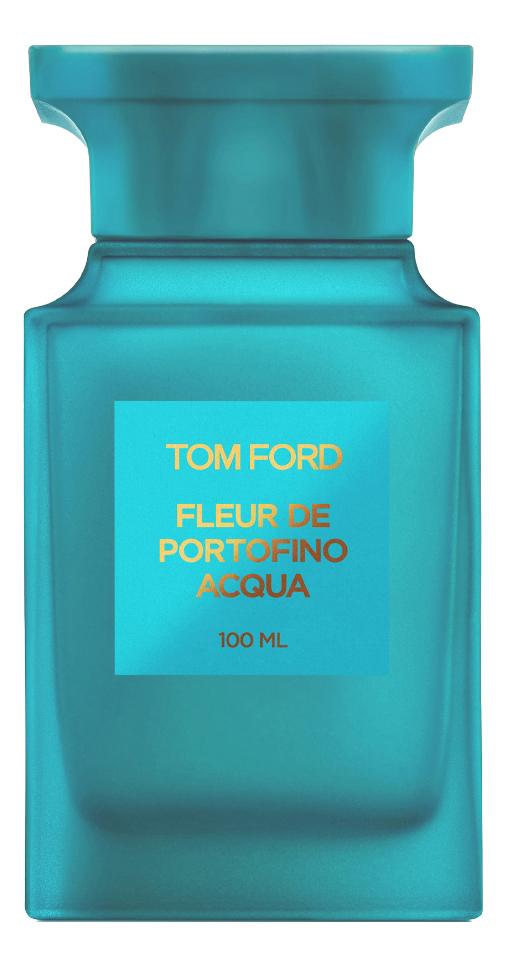 Фото - Fleur De Portofino Acqua: туалетная вода 100мл tom ford costa azzurra acqua туалетная вода 100мл тестер
